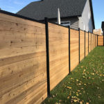 wood fencing toronto